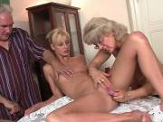 Lesbian love scene is sizzling hot